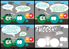 SC284 - Travel In Style 9 by simpleCOMICS