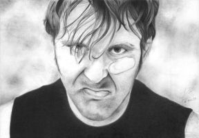The Lunatic Fringe: Dean Ambrose by Demonic-Haze