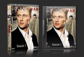 Journeyman TV Series DVD Cover by dhrandy