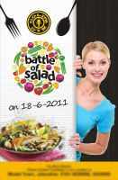 salad making competition by ankurthukral