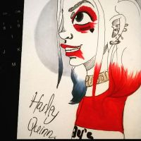 Harley Quinn. by Cattrooper
