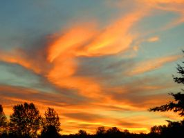 Morning sky 08-06-2012 by SkyfireDragon