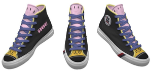 DBZ Majin Buu Shoes by Enlightenup23