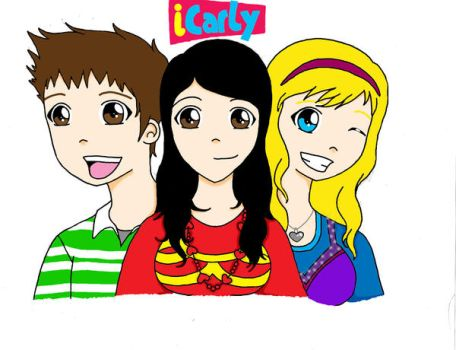 200th Deviation : iCarly by GrimReaper69