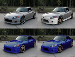 S2000 Chop Commission by Bloodred070