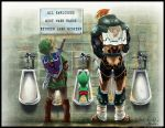 Zelda Bathroom by paperlab