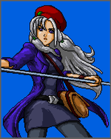 Alyssa L'Salle - Cosmic Star Heroine by slash000