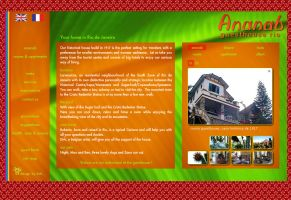 Ananab layout by 3xlifestyle