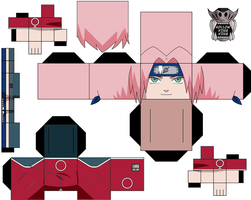 Sakura Headand by hollowkingking