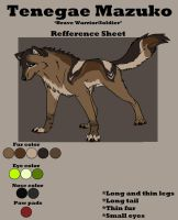 Tenegae Refference Sheet by Cylithren