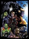 Guardians Of The Galaxy by JonathanPiccini-JP