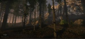 Cryengine - Forest Scene 4 by TRAEMORE