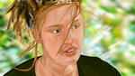 Adele Exarchopoulos by fullcolour-canvas