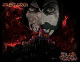ALUCARD - VLAD TEPES III by FALLEN-ANGEL-F