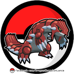 Groudon by AdamWaymire