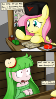 sweet melony discrepancies by Sandwich-Anomaly