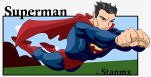 Superman by stanmx