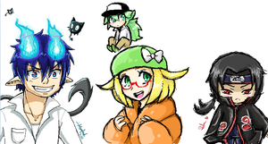 Iscribble by Rorita-Sakura
