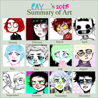 art summary by mouseorgans