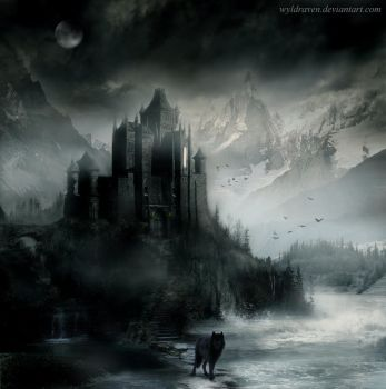 The Master's Castle by wyldraven