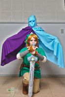 Link and Fi by TaryBelmont