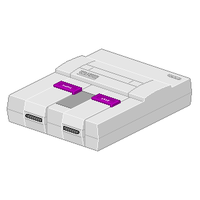 Iso Super Nintendo by absent-reality