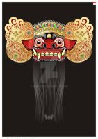 Barong From Bali by indonesia