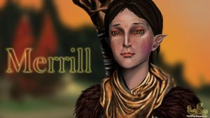 Merrill DA2 by iamherecozidraw