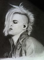 Tommy Joe Ratliff by BlueSun-sketches