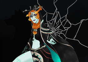 Midna by YoYoii