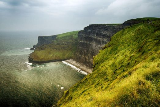 Cliffs of Moher 4 by CitizenFresh