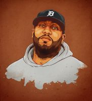 Apollo Brown by Joey-Zero