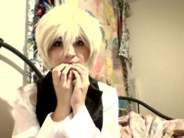 Alois Trancy Cosplay by AnimeFreak8D