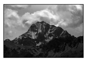 Aconcagua Close Up by unAmerican