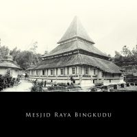 Ancient Mosque Of Bingkudu by apipro