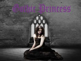 Commision: Gothic Princess by Foreststone