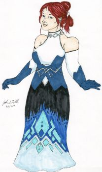 Dress Design 451 by Tribble-Industries