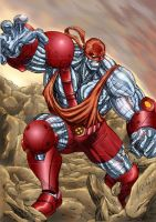 Colors : AOA Colossus by Absalom7