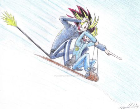 YGO-FP--Look Out! by Kineil-Wicks