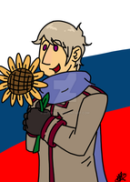 Sunflower man! by diyephka