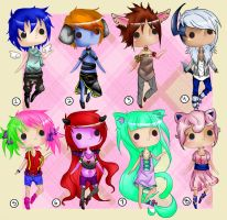 Cheap adopts - Closed by Decora-Adopts