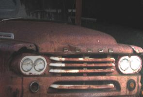 OLD DODGE by candhproductions