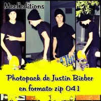 PhotoPack de Justin Bieber 041 by MeeL-Swagger