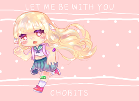 Let Me Be with You by PeekuhCHOO