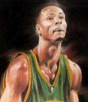 Rashard Lewis by chico2083hood