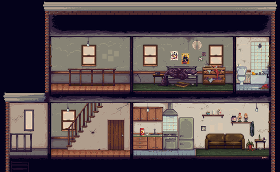 Apartment-Indoors by gaypuff