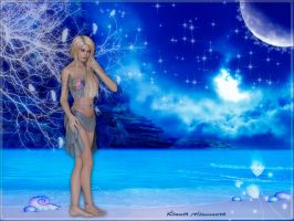 A magical place by Alessandra3DArt
