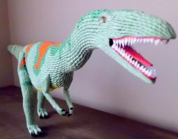 3d origami Therapod by dfoosdc