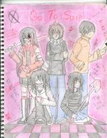 Creepypasta Team by KaylaCullen