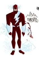 dark flash by Graduisc